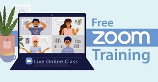 Free Zoom Training logo