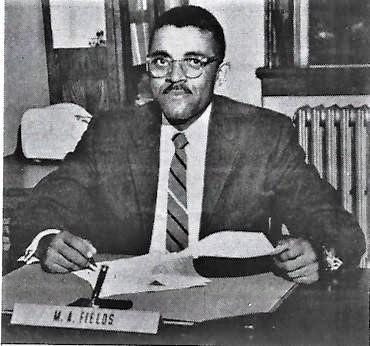 Dr. Marvin Albert Fields